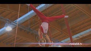 В Пензе стартовали всероссийские соревнования по спортивной гимнастике