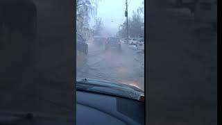 коммунальная авария в Барнауле