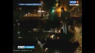 В Чебоксарах на улице Гражданской произошло ДТП, в котором погибли молодые люди