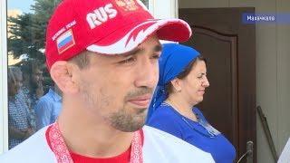 UFC подпишет первый контракт с дагестанским Сурдоборцом