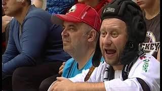 "В новом сезоне хоккеисты команды ""Трактор"" разгромили омский ""Авангард"" со счетом 5:2"