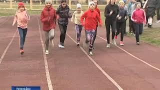 В ростовской школе № 115 открылась бесплатная секция по триатлону