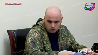 Премьер Дагестана Артем Здунов провел прием граждан