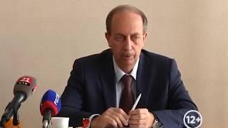 Итоги работы за 3 года на посту главы ЕАО подвел Александр Левинталь(РИА Биробиджан)