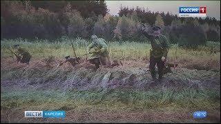 """Премьера фильма """"Последние рубежи обороны Петрозаводска"""""""