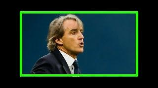 Breaking News | Mancini opens talks to become new Italy manager