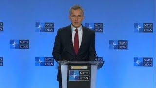 """НАТО: """"Применению силы нет никаких оправданий"""""""
