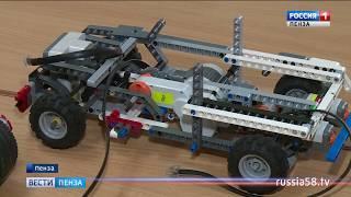 Школы в 18 пензенских районах получили новые комплекты робототехники
