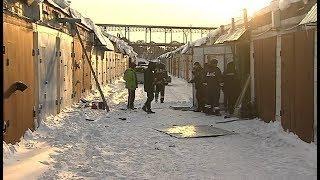 В Сургуте выясняют причины взрыва в гараже
