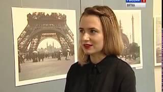 Выставка стереографий известного вятского фотографа Сергея Лобовикова (ГТРК Вятка)