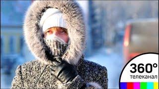 В столичном регионе ударили январские морозы