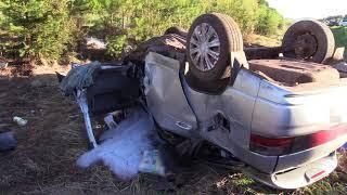 22 05 Водитель «ВАЗа» погиб в ДТП на трассе в Сарапульском районе Удмуртии