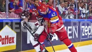 Два череповецких хоккеиста выступят в составе сборной России на ЧМ-2018