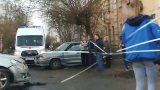 В Твери в аварии пострадала 7-летняя девочка