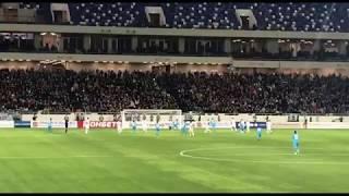 Забит первый гол в матче «Балтики» против «Крыльев советов» (видео)
