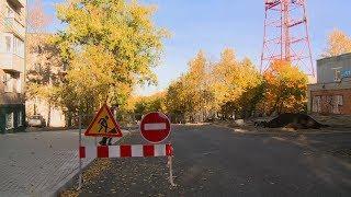 Реконструкция улицы Попова в Пензе вышла на финишную прямую