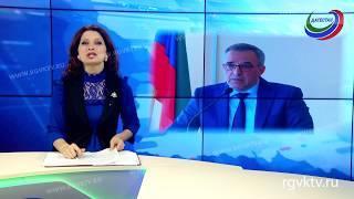 Минздрав Дагестана возглавил Джамалудин Гаджиибрагимов