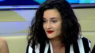Певица Кристина Хорват: я прямо во время конкурса попросила выключить музыку