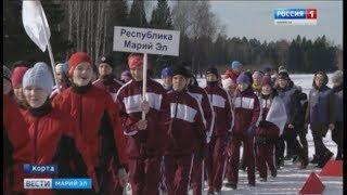 Спортсмены из Марий Эл стали чемпионами Первенства России по спортивному туризму - Вести Марий Эл