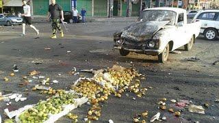 Серия терактов на юге Сирии: 150 погибших