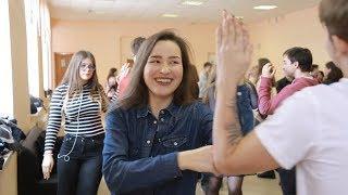 UTV. Танцы Весеннего бала 2018 репетируют в уфимских школах