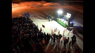 Митинг в честь воссоединения Крыма и Севастополя с Россией прошел в Йошкар-Оле