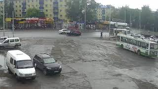 ДТП, 21-я Амурская, 25.06.2018
