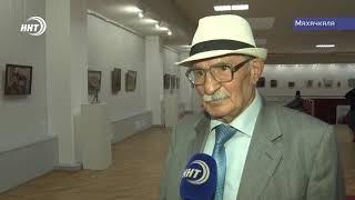 В Махачкале открылась выставка художников - юбиляров