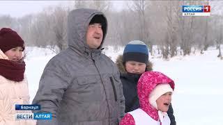 Барнаульская команда отправится на финал кубка России по гонке на собачьих упряжках