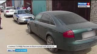 Жителя Волжского арестовали за тонировку