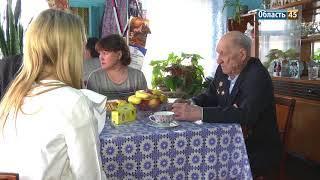 Ветеран Великой Отечественной войны поделился своими воспоминаниями