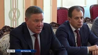 Делегация Вологодской области представила перспективы сотрудничества в Республике Беларусь