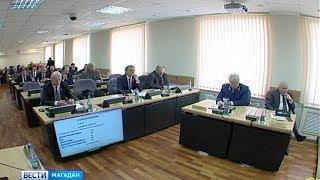 Заседание Магаданской областной думы посвятили бюджетным вопросам