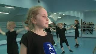 В Малопургинской школе отпраздновали Международный день танца