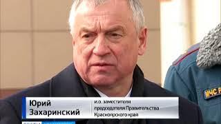 В Красноярском крае спасатели готовятся к паводкам