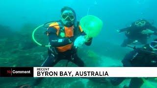 Спасательная операция на глубине