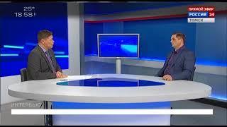 Интервью. Виктор Тищенко,председатель Томской городской муниципальной избирательной комиссии