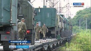 Новосибирских военных подняли по тревоге: в регионе проходят учения