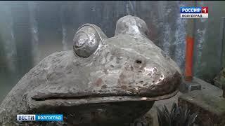 Проволочные скульптуры волгоградца Вадима Кулешова украшают российские города