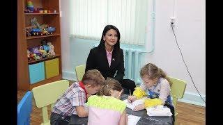 В Уфе депутат Госдумы Инга Юмашева вручила подарок детям из центра детского творчества