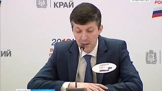В Красноярском края за Владимира Путина проголосовали более 74% избирателей