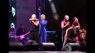 Концерт Полины Гагариной на Советской площади в Воронеже