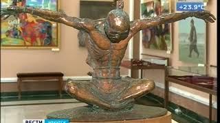 Выставка художников Бурятии открылась в Иркутске