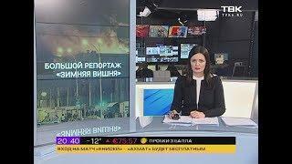 """""""Большой репортаж"""" ТВК: """"Зимняя вишня"""""""