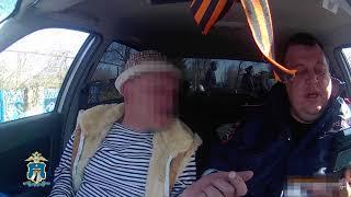 Нетрезвый водитель в Новоалександровске