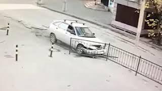 Огненное ДТП в Ростове-на-Дону
