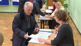 Голосование представителей власти
