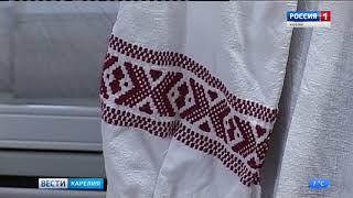 Выставка литовского текстиля и народного костюма открылась в Петрозаводске