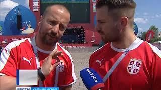 Где и как устроились футбольные фанаты во время ЧМ-2018 в Калининграде