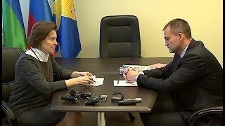 Чистую воду и снос балков глава Сургутского района обсудил с губернатором Югры